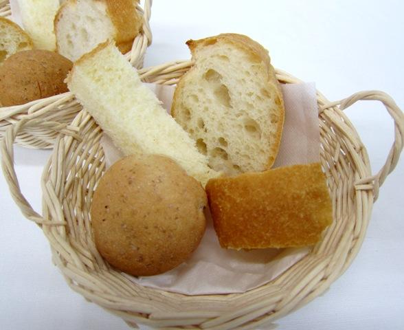 可愛い一口パン ♥